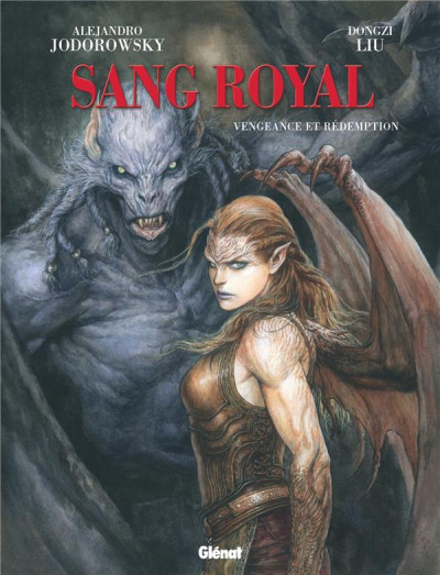 Couverture Sang royal tome 4