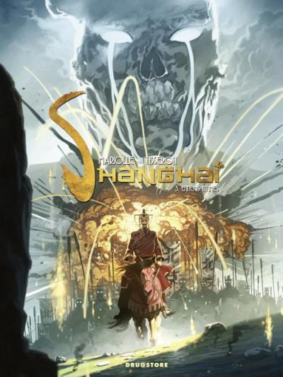 image de Shanghaï tome 3 - ennemis intimes