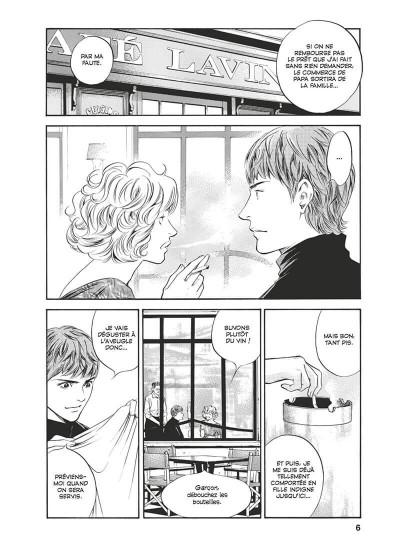 Page 7 les gouttes de dieu tome 25