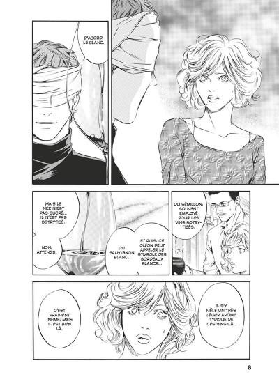 Page 9 les gouttes de dieu tome 25