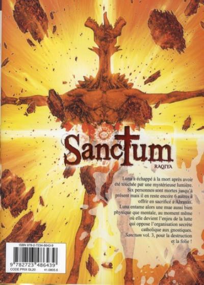 Dos sanctum tome 3