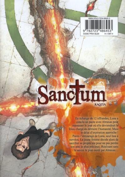 Dos sanctum tome 5