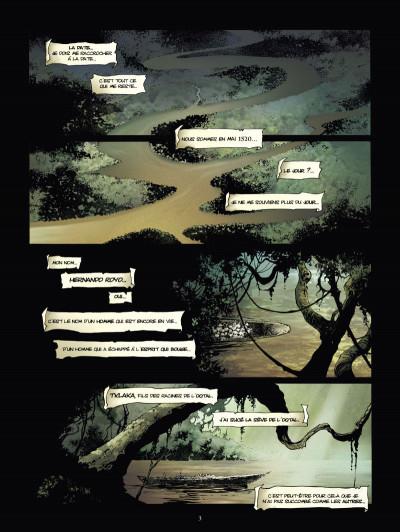 Page 1 conquistador tome 1