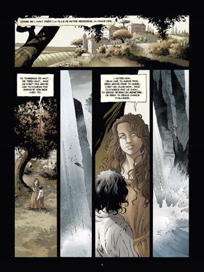 Page 3 conquistador tome 1