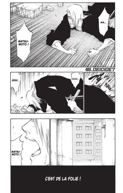 Page 6 bleach tome 47 - end of the chrysalis age