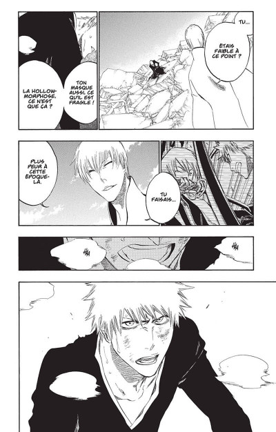 Page 9 bleach tome 47 - end of the chrysalis age