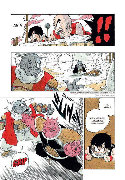 Page 0 dragon ball tome 18 - perfect édition