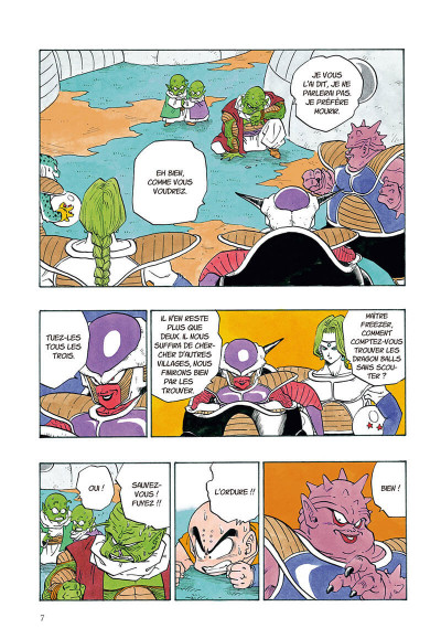 Page 8 dragon ball tome 18 - perfect édition