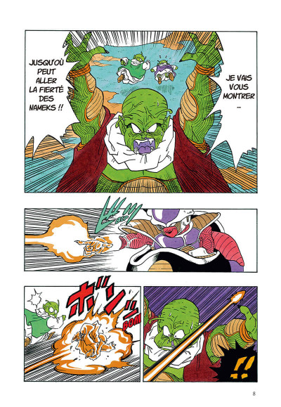 Page 9 dragon ball tome 18 - perfect édition