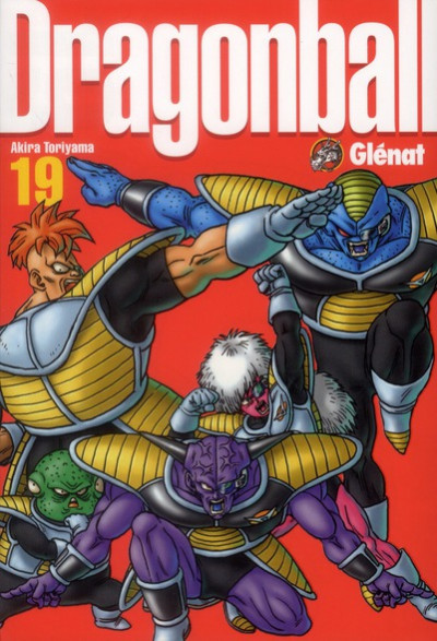 image de dragon ball tome 19 - perfect edition