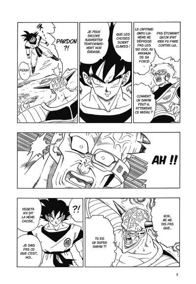 Page 9 dragon ball tome 20 - perfect edition