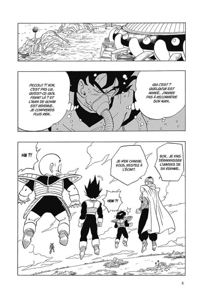 Page 9 Dragon ball tome 21 - perfect édition
