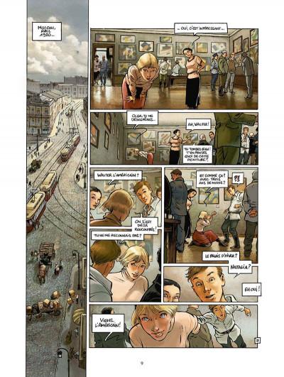 Page 0 la guerre des amants tome 1 - rouge révolution