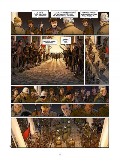 Page 5 la guerre des amants tome 1 - rouge révolution