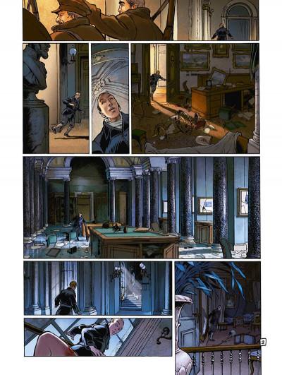 Page 6 la guerre des amants tome 1 - rouge révolution