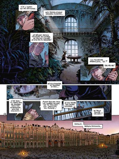 Page 9 la guerre des amants tome 1 - rouge révolution