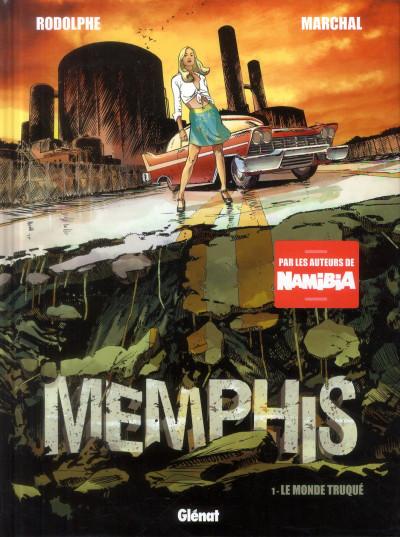 Couverture Memphis tome 1 - le monde truqué
