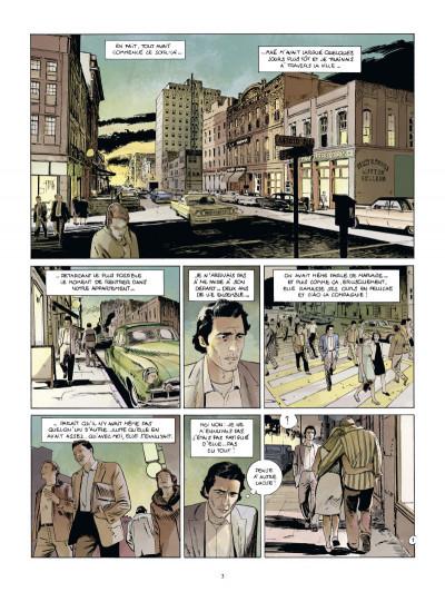 Page 1 Memphis tome 1 - le monde truqué