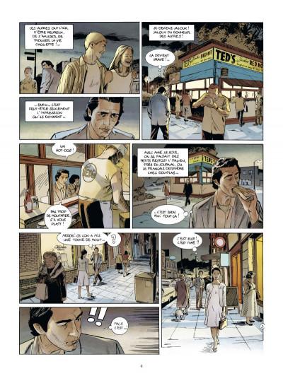 Page 2 Memphis tome 1 - le monde truqué