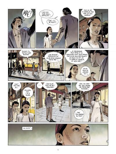 Page 3 Memphis tome 1 - le monde truqué