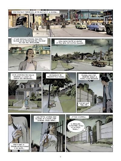 Page 4 Memphis tome 1 - le monde truqué
