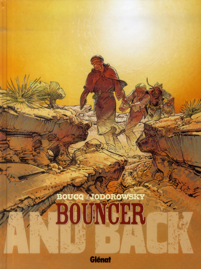 image de Bouncer tome 9 - And back