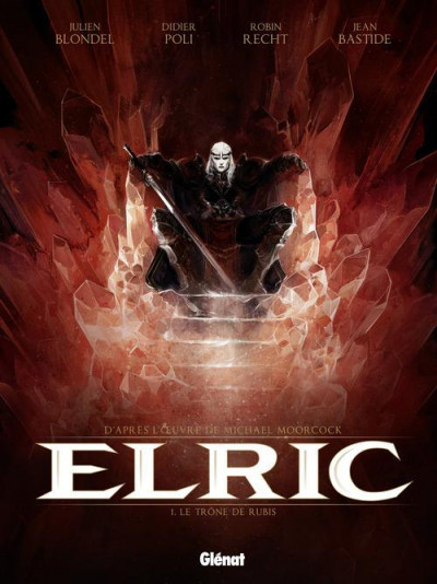 Couverture Elric tome 1