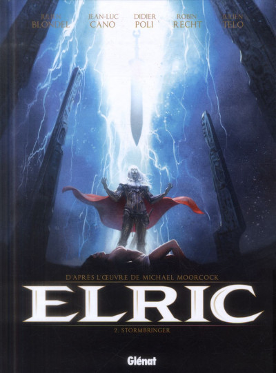 Couverture Elric tome 2
