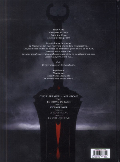 Dos Elric tome 2