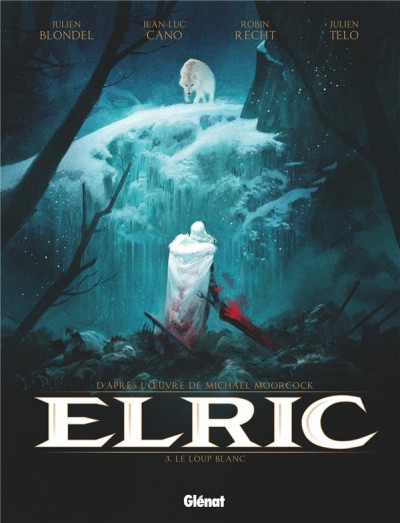 Couverture Elric tome 3