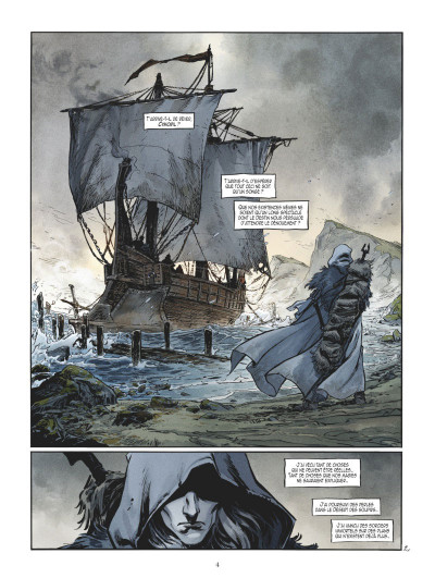 Page 2 Elric tome 3