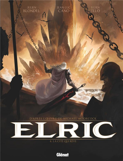 Couverture Elric tome 4