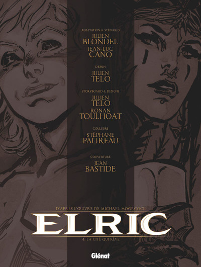 Page 4 Elric tome 4