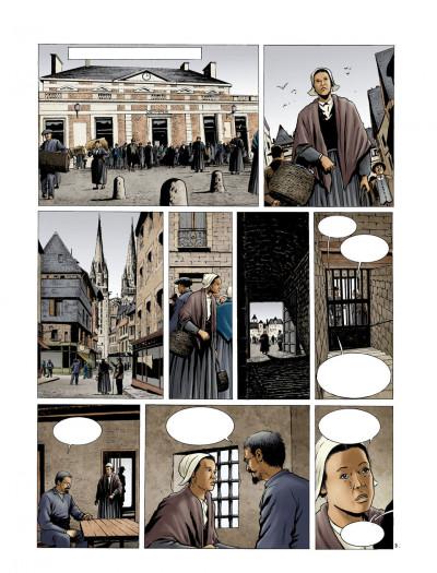 Page 2 les chasseurs d'écume tome 2 - 1909, les maîtresses du quai