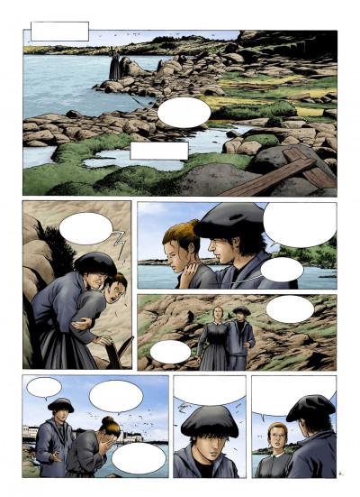 Page 3 les chasseurs d'écume tome 2 - 1909, les maîtresses du quai