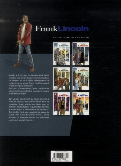 Dos Frank Lincoln tome 6 - black bag job