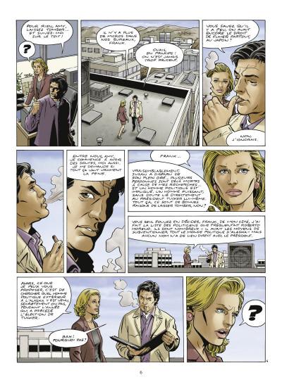 Page 4 Frank Lincoln tome 6 - black bag job