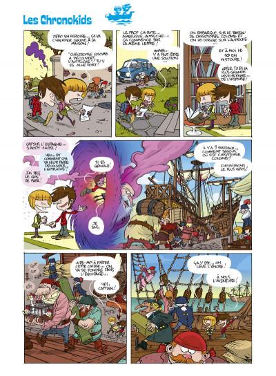 Page 1 les Chronokids T.4