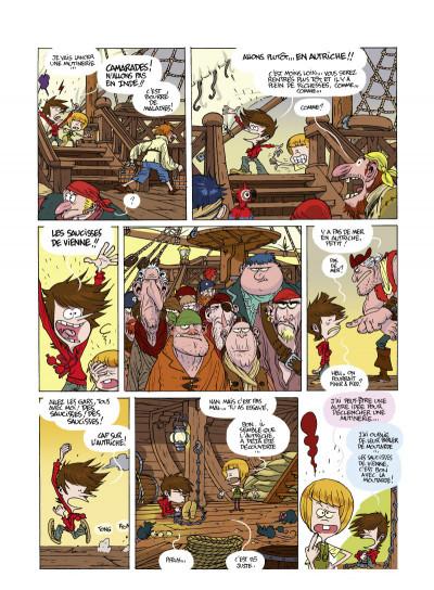 Page 3 les Chronokids T.4