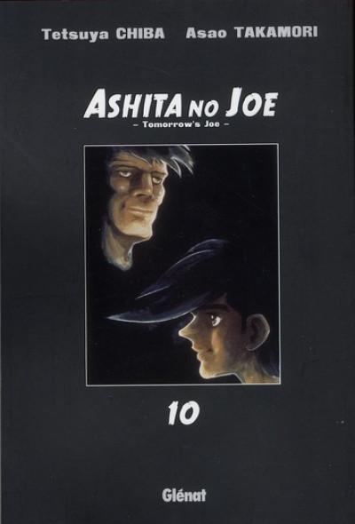 Couverture ashita no joe tome 10