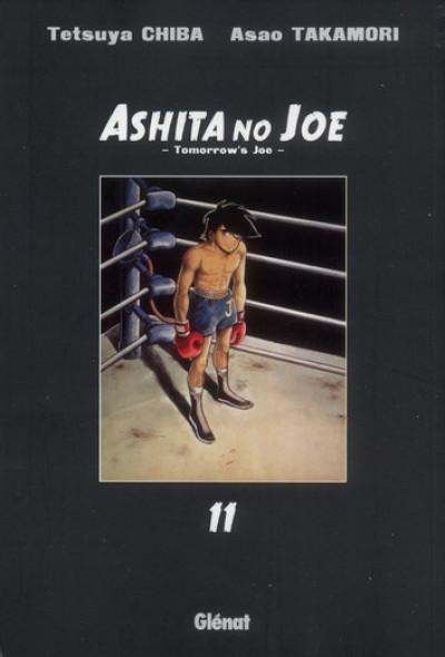 Couverture ashita no joe tome 11