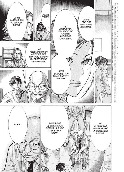 Page 6 team medical dragon tome 20