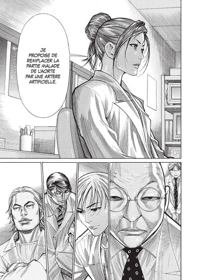 Page 8 team medical dragon tome 20