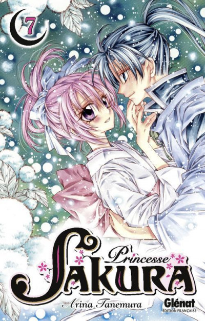 image de princesse Sakura tome 7