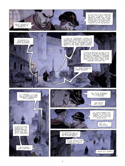 Page 3 notre dame tome 2 - Ananké