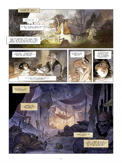 Page 4 notre dame tome 2 - Ananké