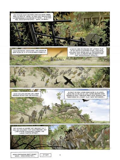 Page 2 la zone tome 4 - traversée