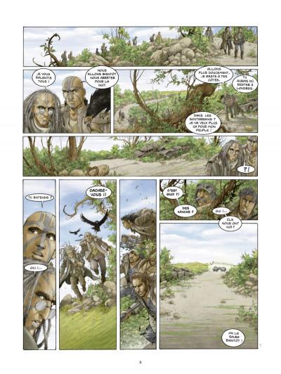 Page 4 la zone tome 4 - traversée