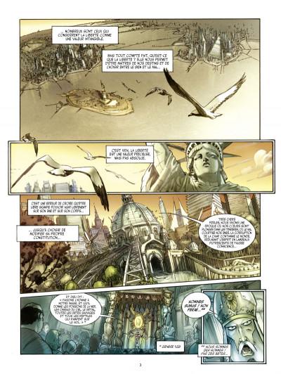 Page 1 pandamonia tome 2 - l'aube d'un nouveau monde