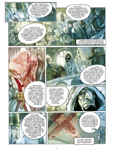 Page 2 pandamonia tome 2 - l'aube d'un nouveau monde